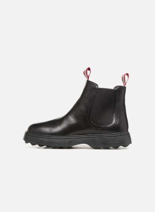 Ankle boots Camper Norte 1 Black front view