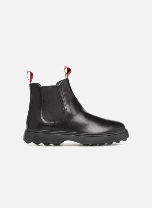 Ankle boots Camper Norte 1 Black back view