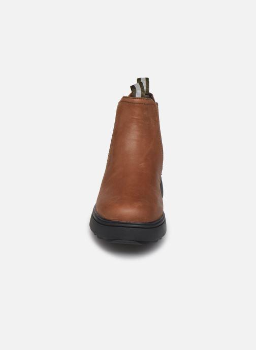 Boots en enkellaarsjes Camper Norte 1 Bruin model