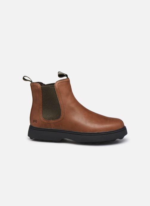 Boots en enkellaarsjes Camper Norte 1 Bruin achterkant