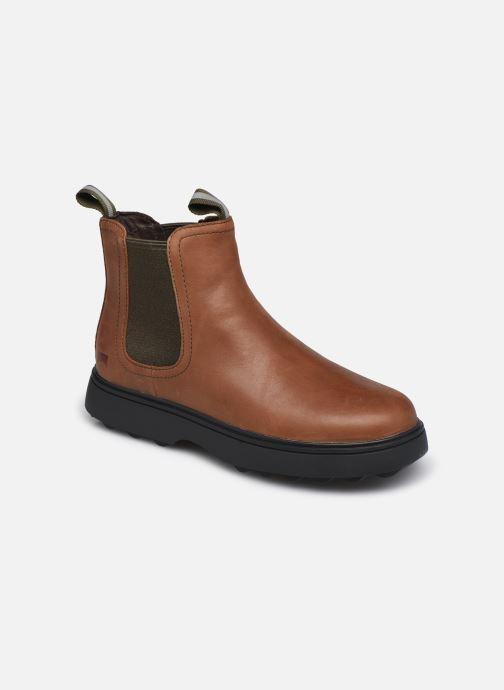 Boots en enkellaarsjes Camper Norte 1 Bruin detail