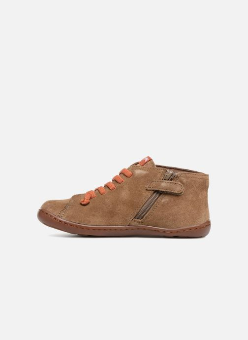 Trainers Camper TWS Lion Brown front view