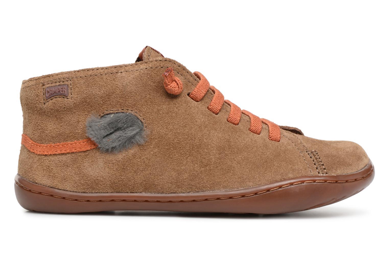 Sneakers Camper TWS Lion Marrone immagine posteriore