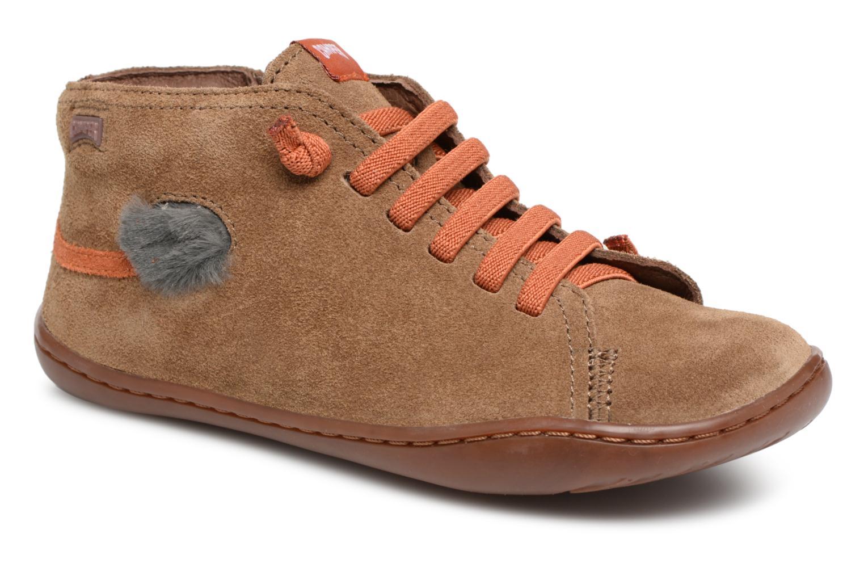 Sneakers Camper TWS Lion Marrone vedi dettaglio/paio