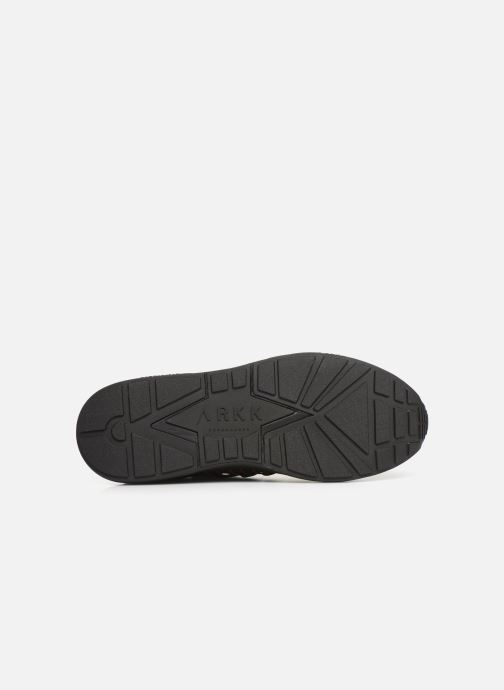 Trainers ARKK COPENHAGEN Raven FG 2.0 S-E15 Black view from above
