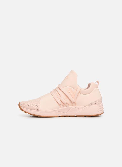 Sneakers ARKK COPENHAGEN Raven Nubuck S-E15 W Roze voorkant