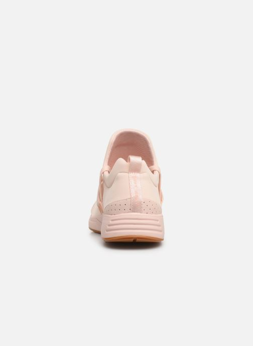 Sneakers ARKK COPENHAGEN Raven Nubuck S-E15 W Roze rechts