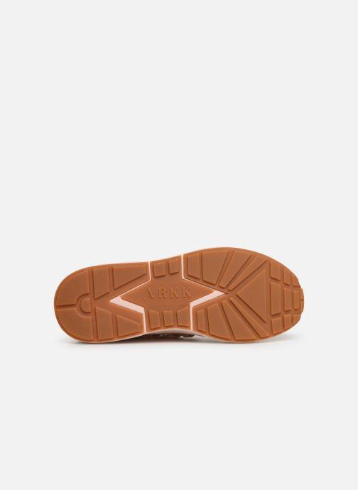 Sneakers ARKK COPENHAGEN Raven Nubuck S-E15 W Roze boven