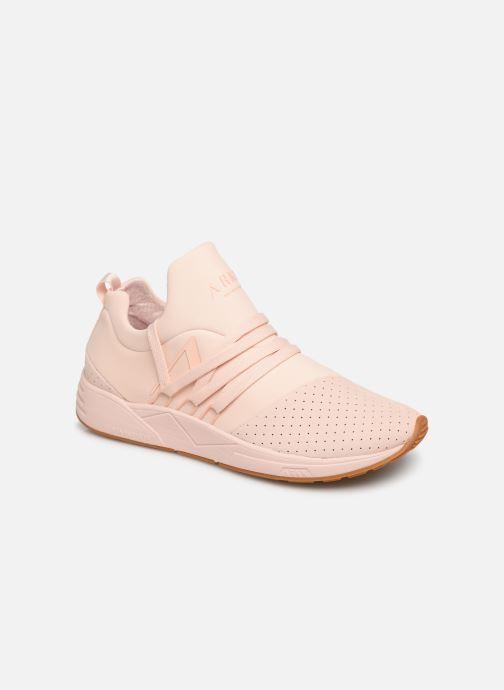 Sneakers ARKK COPENHAGEN Raven Nubuck S-E15 W Roze detail