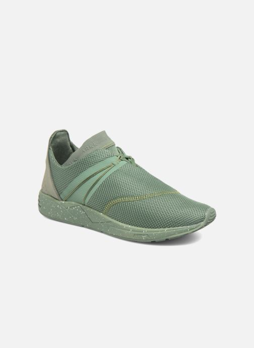 Trainers ARKK COPENHAGEN Eaglezero Mesh S-E15 Green detailed view/ Pair view