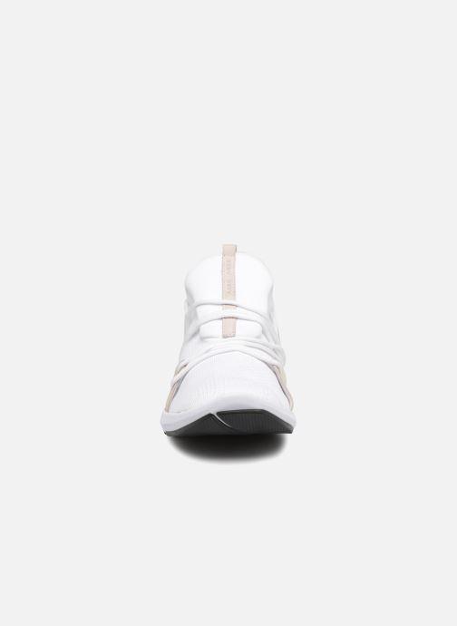 Baskets ARKK COPENHAGEN Lion FG H-X1 Blanc vue portées chaussures