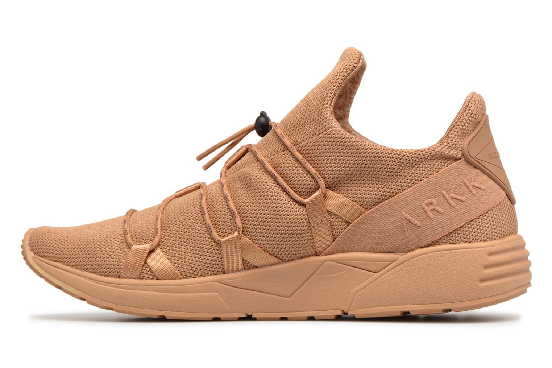 Sneakers ARKK COPENHAGEN Scorpitex S-E15 Marrone immagine frontale