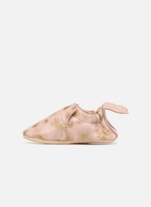 Chaussons Easy Peasy Blumoo Panpan Rose vue face