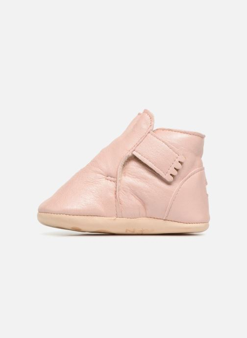 Pantofole Easy Peasy Cosymoo Rosa immagine frontale