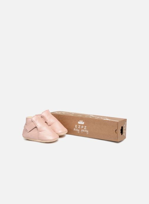 Pantoffels Easy Peasy Cosymoo Roze detail