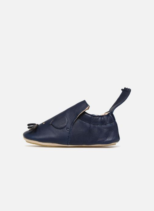 Chaussons Easy Peasy Blublu Patin Mouse Bleu vue face
