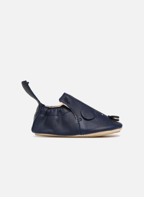 Pantoffels Easy Peasy Blublu Patin Mouse Blauw achterkant