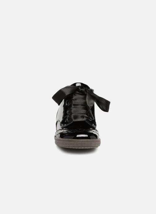 Bottines et boots Little Mary Crepin Noir vue portées chaussures
