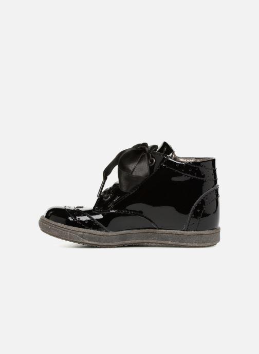 Bottines et boots Little Mary Crepin Noir vue face