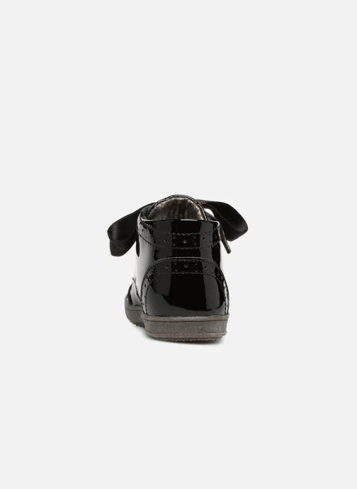 Bottines et boots Little Mary Crepin Noir vue droite