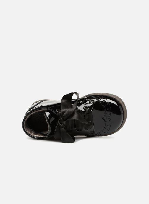 Bottines et boots Little Mary Crepin Noir vue gauche