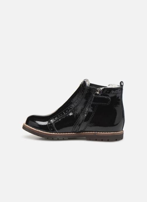 Bottines et boots Little Mary Florence Noir vue face