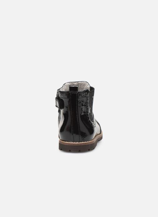 Bottines et boots Little Mary Florence Noir vue droite