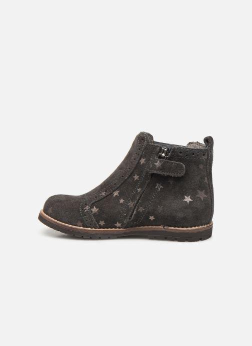 Bottines et boots Little Mary Florence Gris vue face