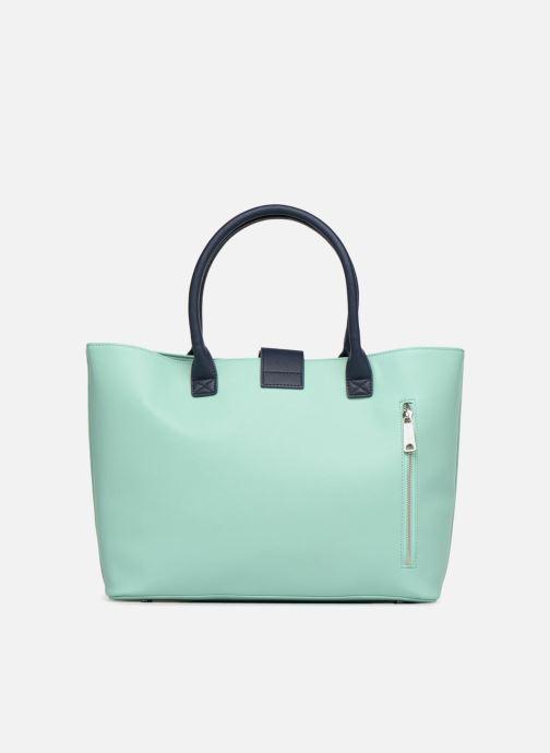 Handbags Paul & Joe Sister HELIANE Blue front view