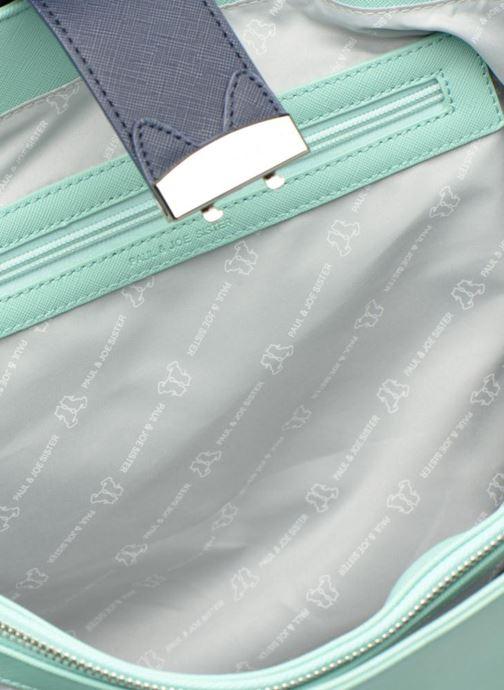 Handbags Paul & Joe Sister HELIANE Blue back view