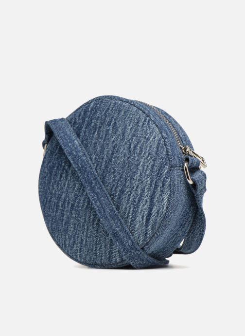 Handtaschen Paul & Joe Sister INES blau ansicht von rechts