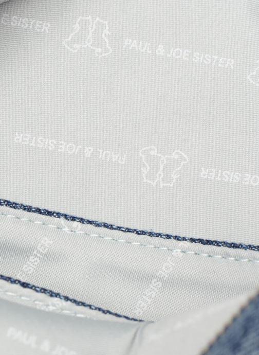 Handtaschen Paul & Joe Sister INES blau ansicht von hinten