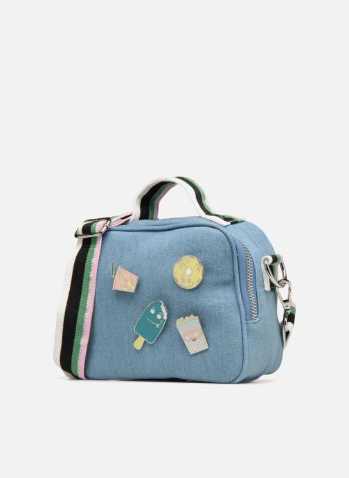 Handbags Paul & Joe Sister HAIM Blue model view