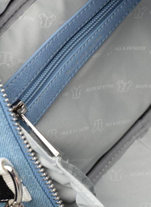 Handtaschen Paul & Joe Sister HAIM blau ansicht von hinten