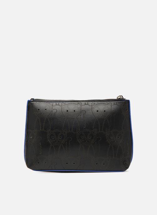 Portemonnaies & Clutches Paul & Joe Sister HARMONY schwarz ansicht von vorne