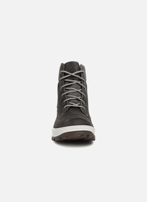 Bottines et boots Superfit Tedd GTX Gris vue portées chaussures