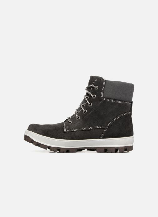 Bottines et boots Superfit Tedd GTX Gris vue face