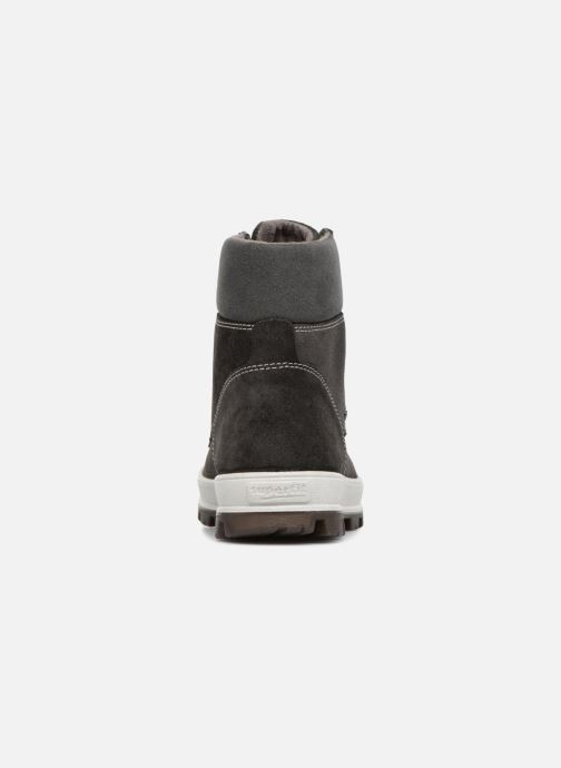 Bottines et boots Superfit Tedd GTX Gris vue droite