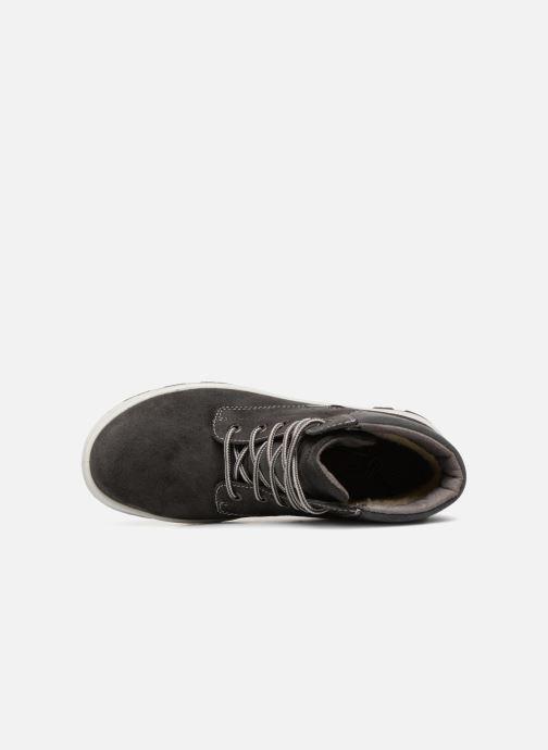 Boots en enkellaarsjes Superfit Tedd GTX Grijs links