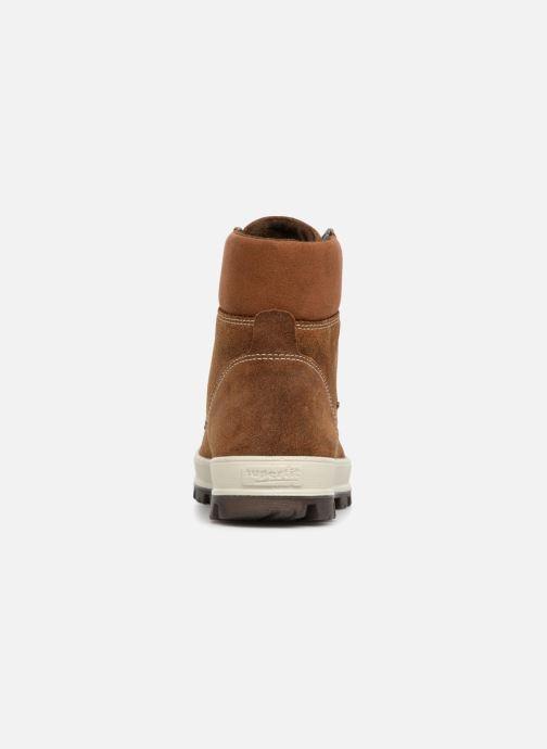 Stiefeletten & Boots Superfit Tedd GTX braun ansicht von rechts