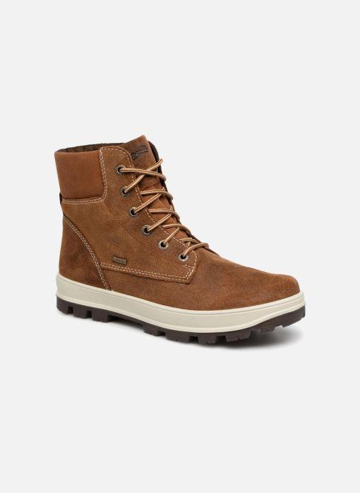 Bottines et boots Superfit Tedd GTX Marron vue détail/paire