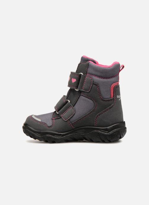 Chaussures de sport Superfit Husky heart GTX Gris vue face