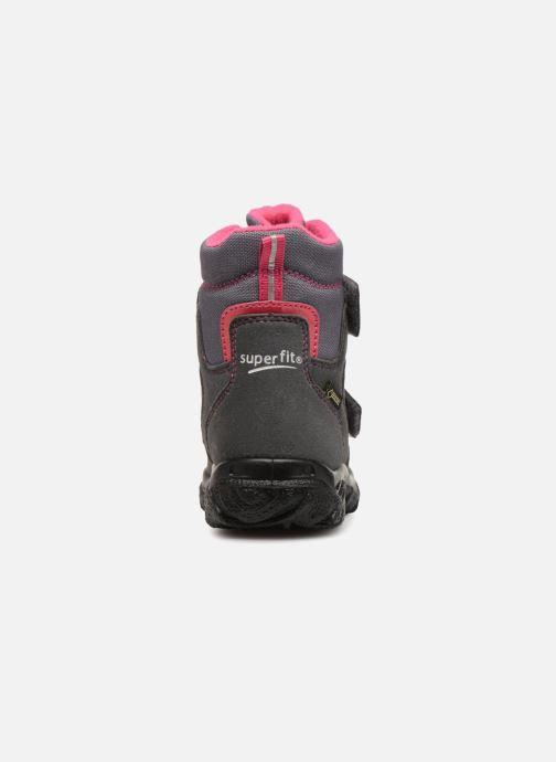 Chaussures de sport Superfit Husky heart GTX Gris vue droite