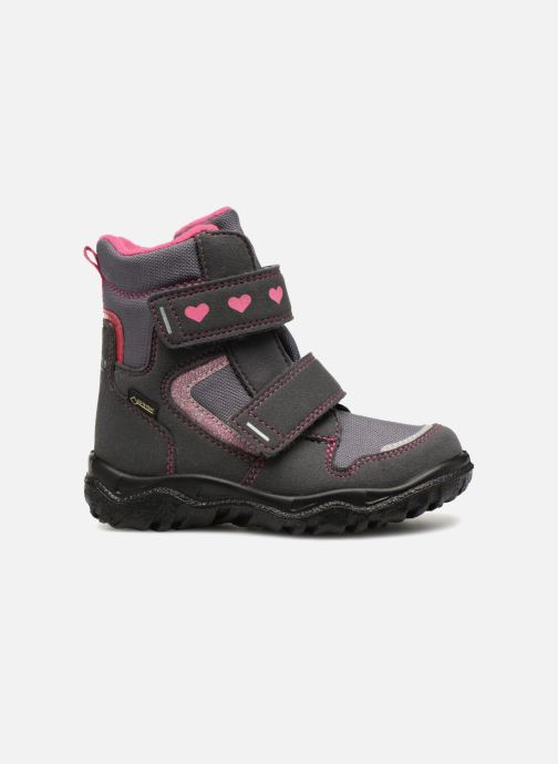 Chaussures de sport Superfit Husky heart GTX Gris vue derrière