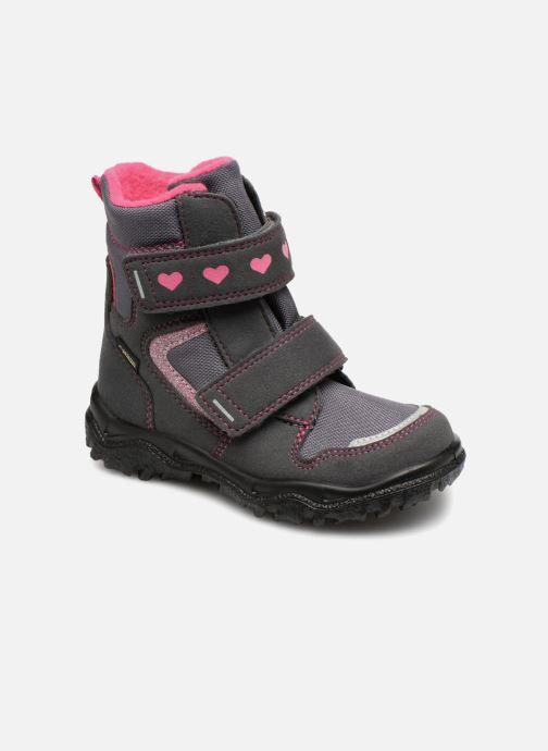 Chaussures de sport Superfit Husky heart GTX Gris vue détail/paire
