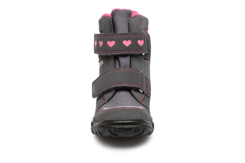 Sportschuhe Superfit Husky heart GTX grau schuhe getragen