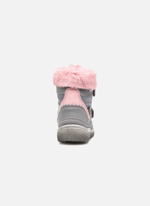 Chaussures de sport Superfit Crystal GTX Gris vue droite