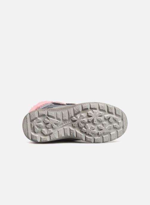 Chaussures de sport Superfit Crystal GTX Gris vue haut
