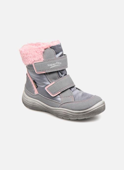 Chaussures de sport Superfit Crystal GTX Gris vue détail/paire
