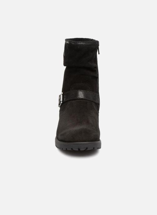 Bottes Superfit Galaxy GTX Noir vue portées chaussures
